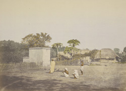 Compound to traveller's bungalow [Bengal]